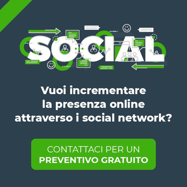 Preventivo Gratuito Social Media