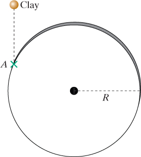 Solved: A Rotating Uniform-density Disk Of Radius 0.6 M Is