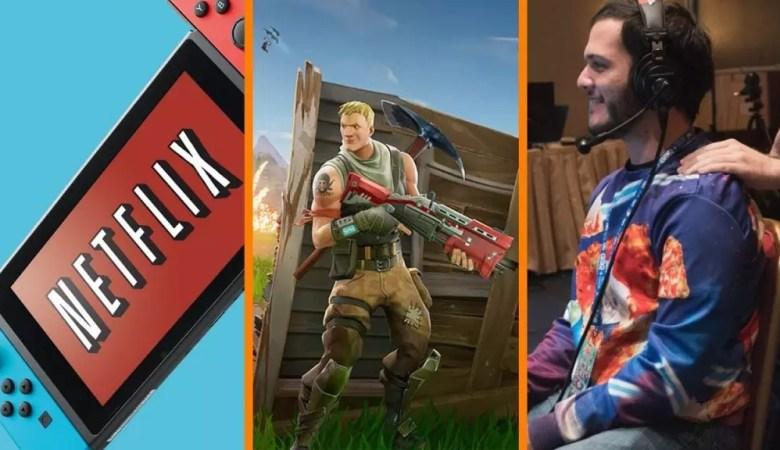 Netflix contro Fortnite
