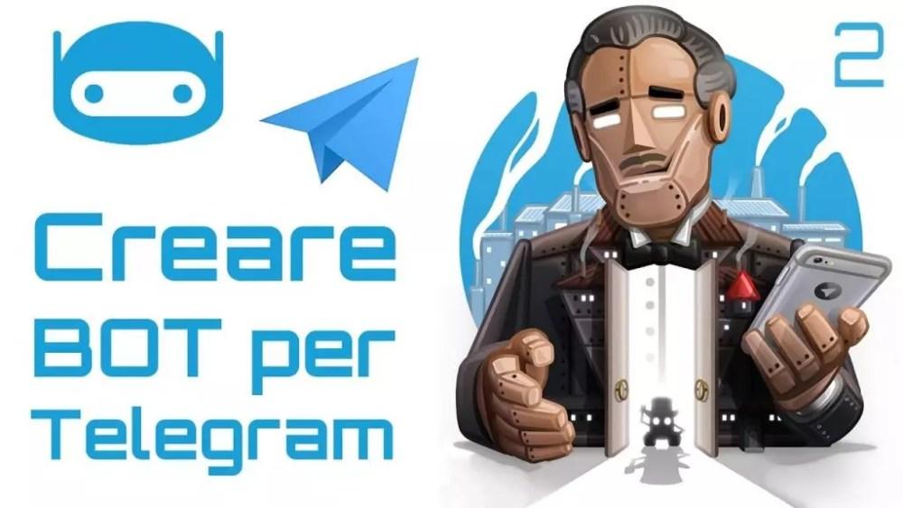 Come creare un Bot per Telegram