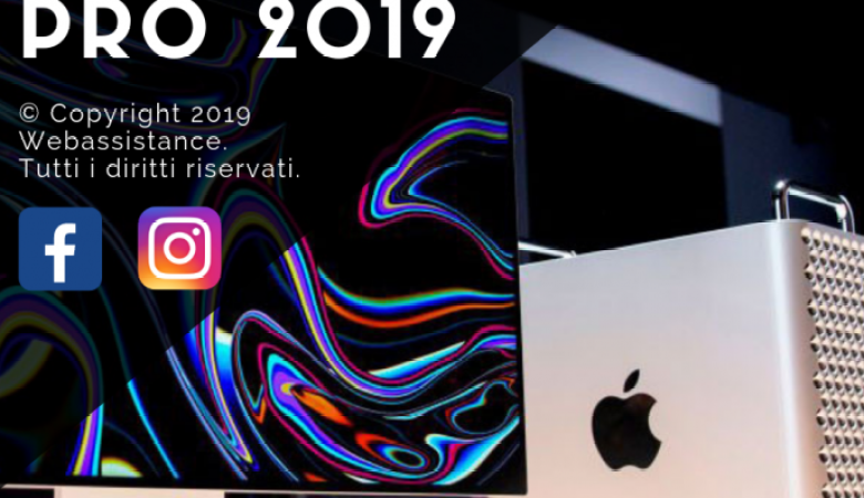 Apple Mac Pro 2019