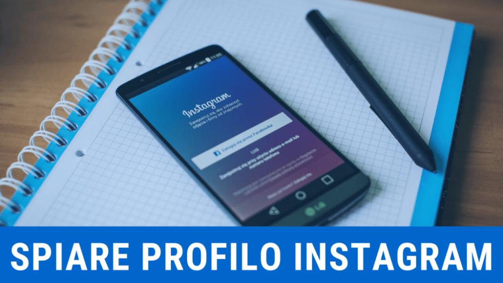Come Spiare Profilo Instagram