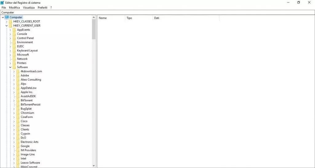 Soluzione al problema KB4511555 Windows