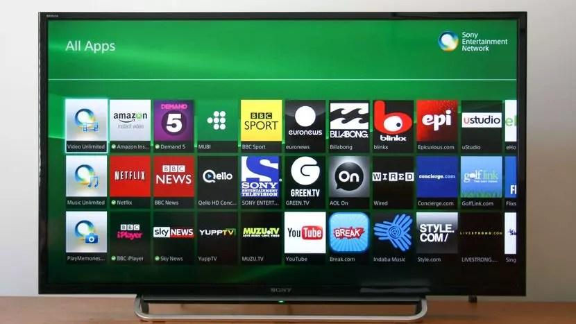Smart TV Sony reset