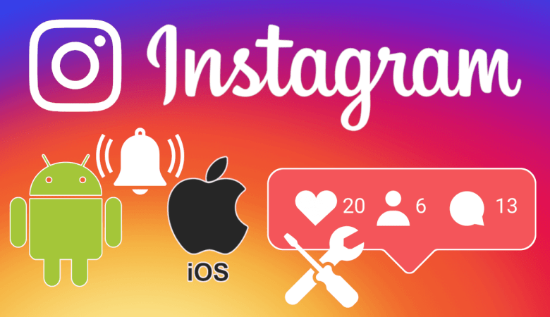 Notifiche di Instagram