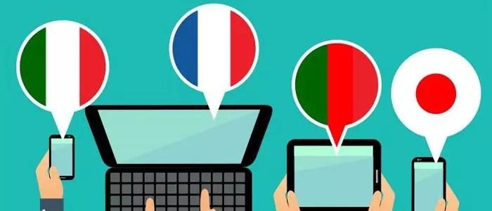 Siti per imparare lingue straniere