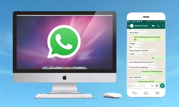 videochiamate WhatsApp su PC