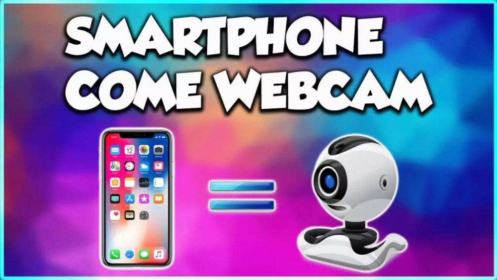 Utilizzare lo Smartphone come Webcam