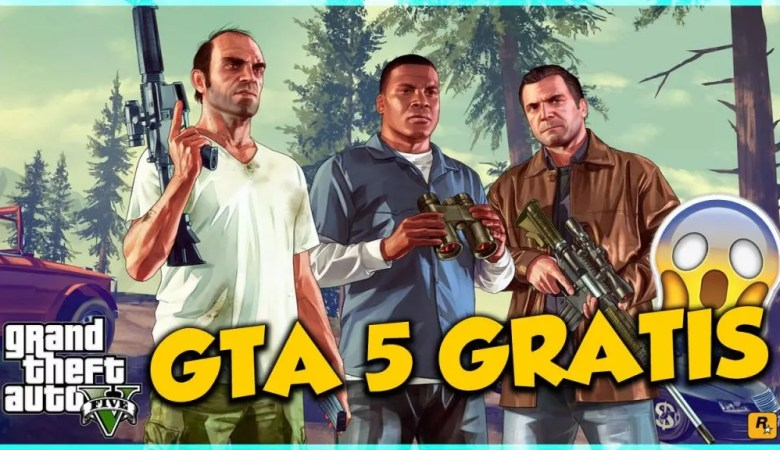 GTA V Gratis su PC