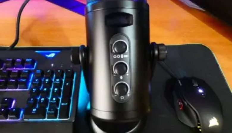 Microfono Professionale AmazonBasics