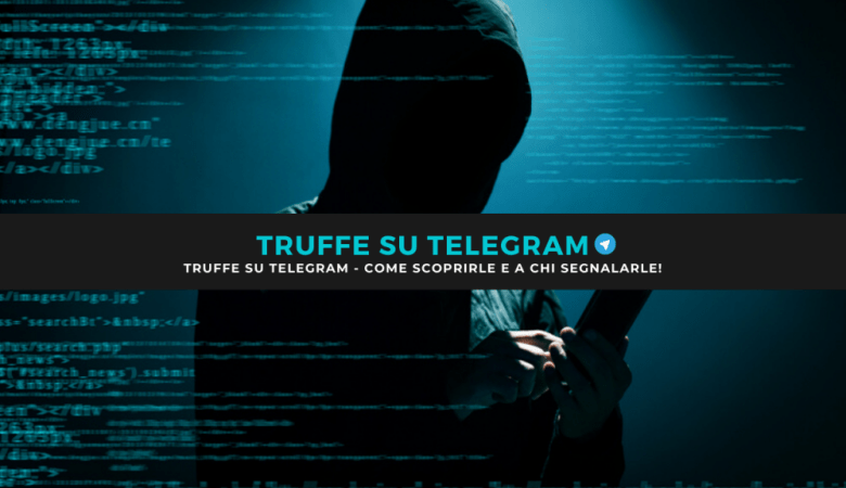 TRUFFE SU TELEGRAM