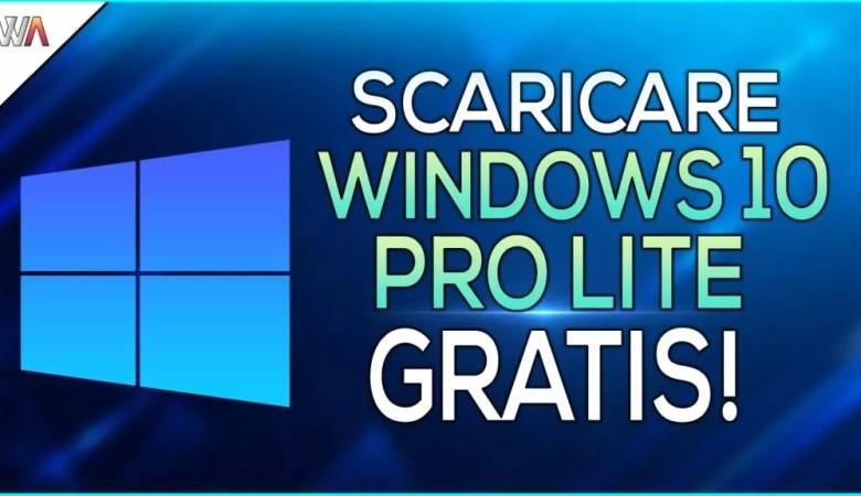 Windows 10 Pro Lite