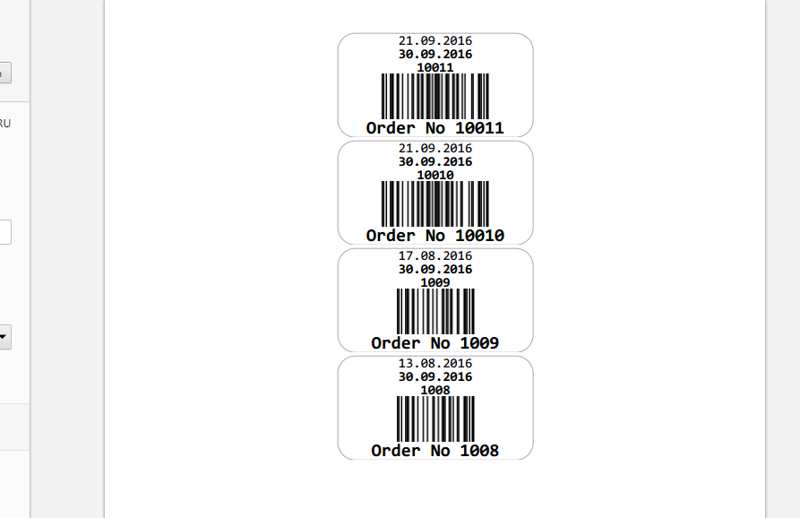 Barcode order plugin for Shop-Script — Webasyst Store