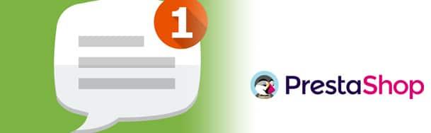 Envoi SMS e-commerce