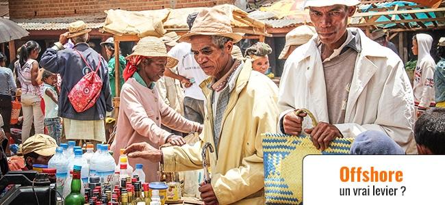 Madagascar création de contenu