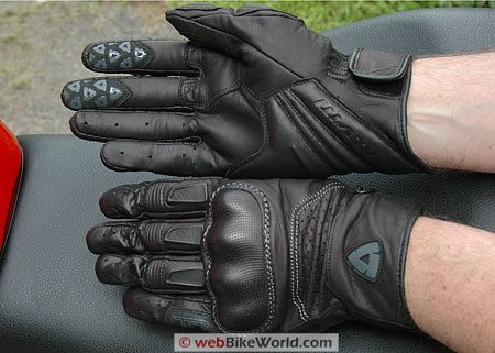 Rev It Monster Gloves Webbikeworld
