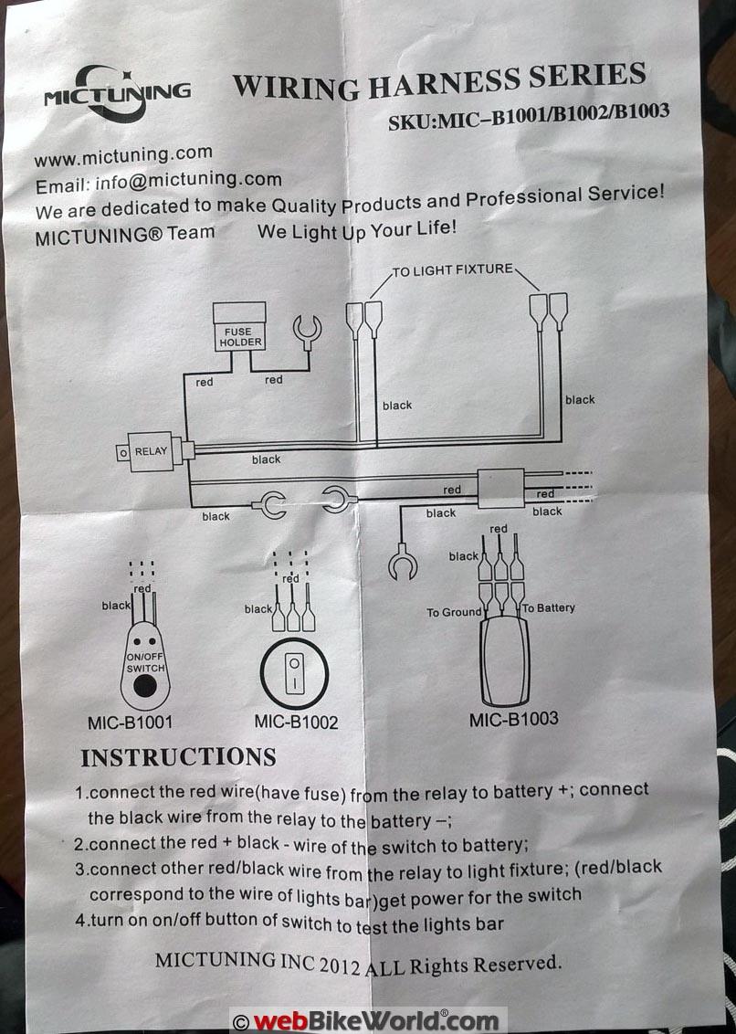 Atomic Led Wiring Diagram