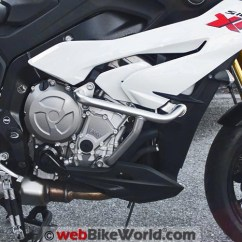 Bike Parts Diagram Hoist Wiring Bmw S1000xr Engine Guards Review - Webbikeworld
