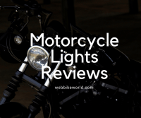Motorcycle Lighting Reviews | Web Bike World