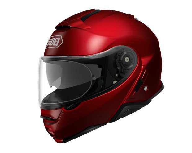 Shoei Neotec II / Wine Red