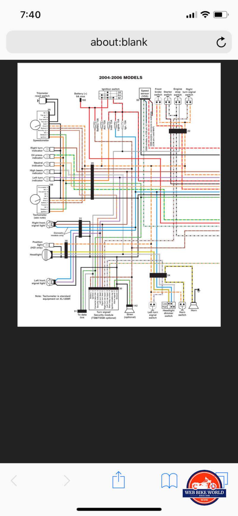 Subaru 1975 Models Wiring Diagrams Online Manual Sharing