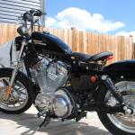 2008 Harley Davidson Xl Custom Bobber