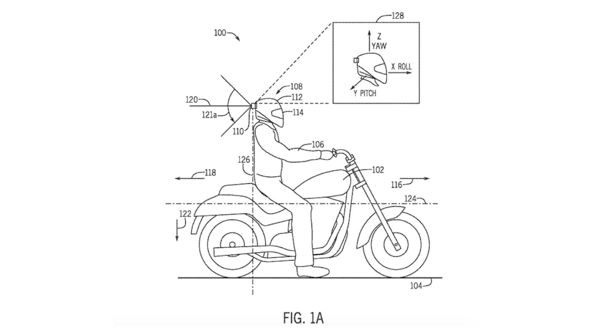 Honda Wants to Put a Rear-Facing Radar In Your Helmet