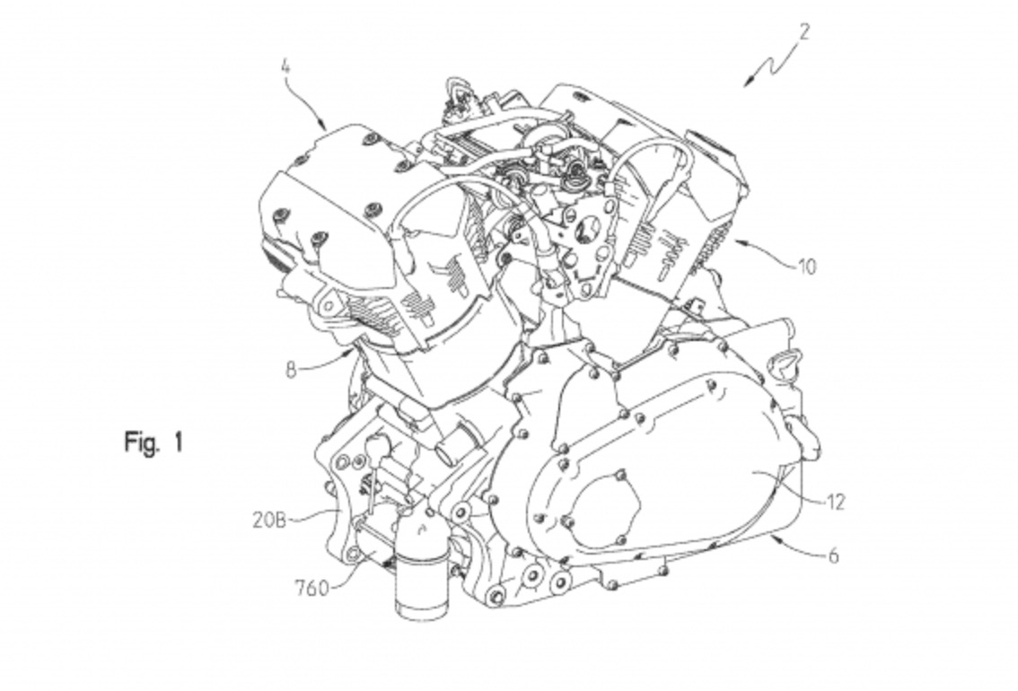 hight resolution of indian is working on a harley davidson road glide competitor with a liquid cooled engine