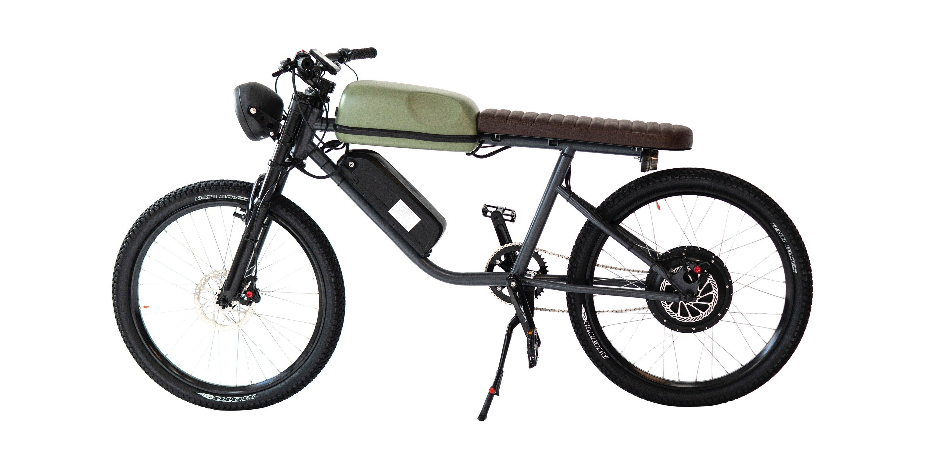 The Tempest Titan R Is a Fantastic Blend of Electric Bike