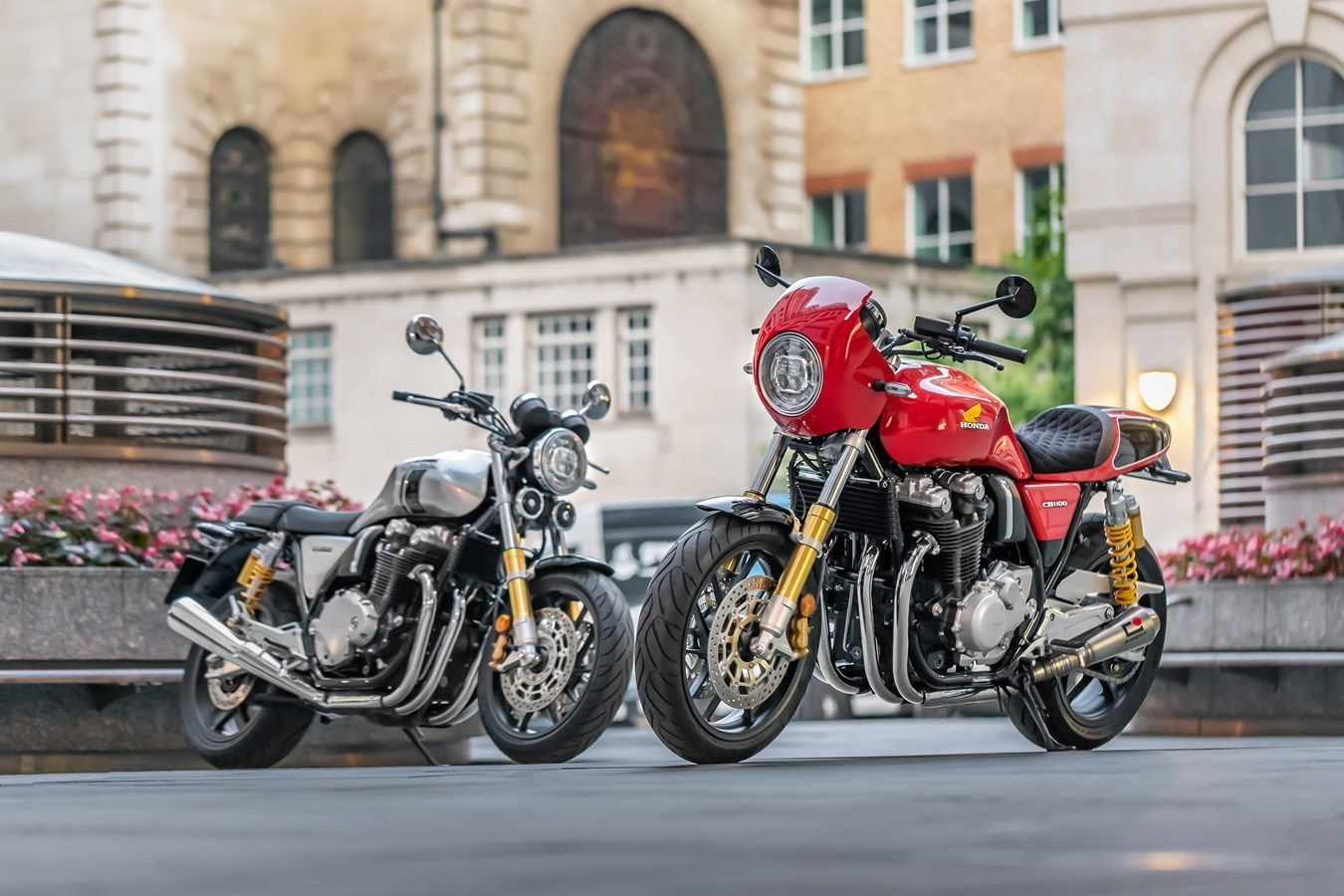 Honda UK Teamed Up With 5Four Motorcycles To Make Limited Edition CB1100 RS WebBikeWorld
