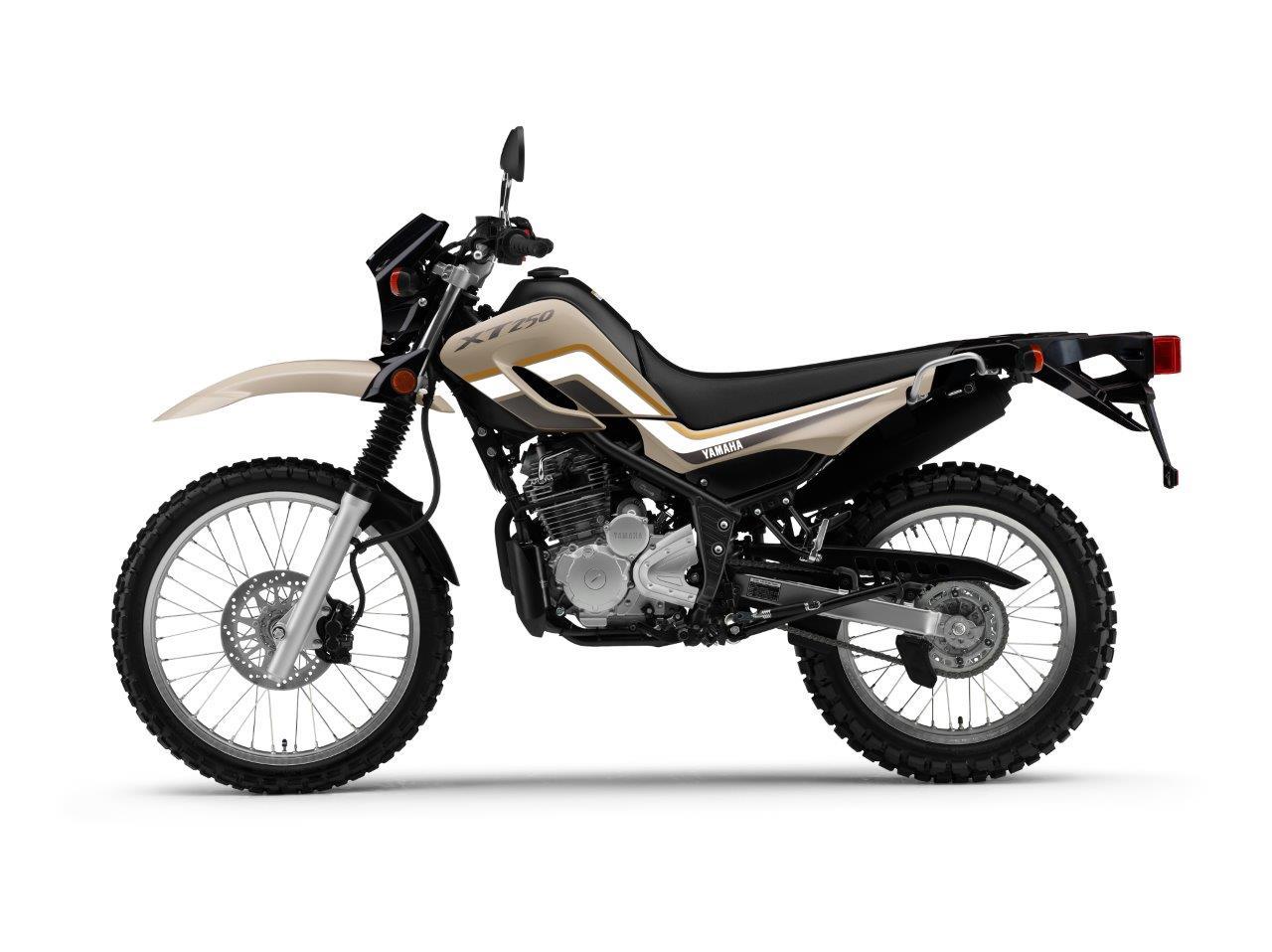 Yamaha Xt250 Model Overview