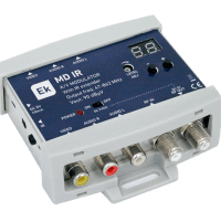 Modulatore audio video analogico Ekoax multistandard con LOOP RCA