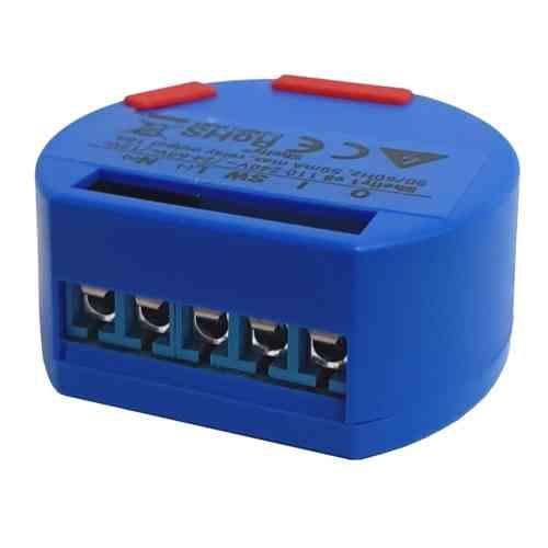 Shelly 1 V3 interruttore Relè Wireless