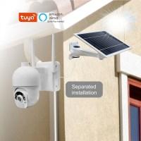 PTZ CCTV Telecamera Solare 4G Tuya smart life