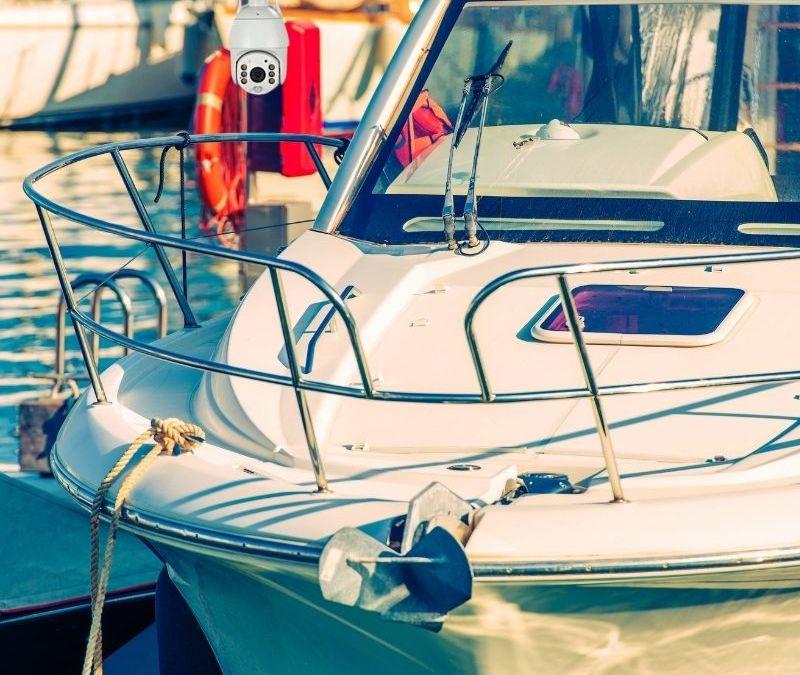 accessori barche telecamere