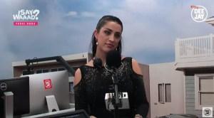 """Angelica Massera fa uno spoiler involontario a Radio Deejay – """"A giugno uscirà il mio libro"""", poi svela il titolo"""