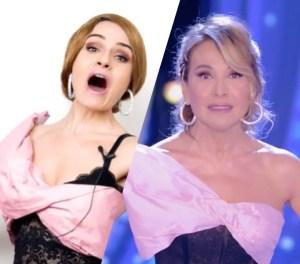 Maryna imita Barbara d'Urso dopo essere stata ospite a Pomeriggio 5 – il video esilarante