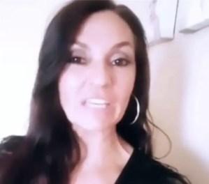 Sandra Marchegiano invia un video messaggio esclusivo a Frank Matano