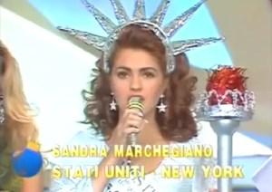 Sandra Marchegiano: ecco che lavoro ha fatto per 10 anni dopo Miss Italia nel Mondo
