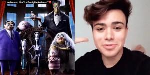 Luciano Spinelli presterà la voce al film La Famiglia Addams – ecco quale personaggio doppierà (trailer)