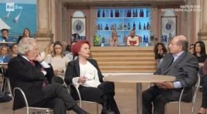 Sabrina Marchetti a I Fatti Vostri: l'intervista registrata per cancellare le bestemmie – ecco cosa ha detto