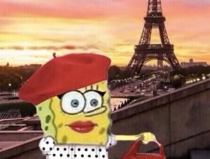 Spopolano i meme di Spongebob viaggiatore online: ecco i più divertenti