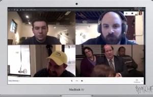 Netflix Hangouts: fingi di essere in conference call guardando la tua serie Tv preferita