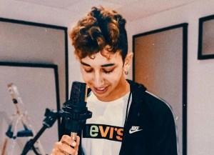 """Nicolas Paolizzi: """"Presto ascolterete la mia voce"""" – sta lavorando a una canzone"""