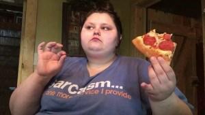Quando l'obesità diventa spettacolo. Chi è Amberlynn Reid?