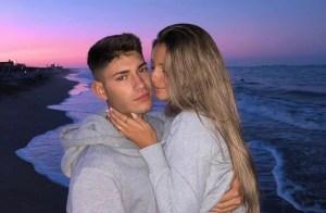 """La tiktoker Emily Pallini è la fidanzata di Michelangelo Vizzini, il concorrente della nuova edizione di """"Amici"""""""