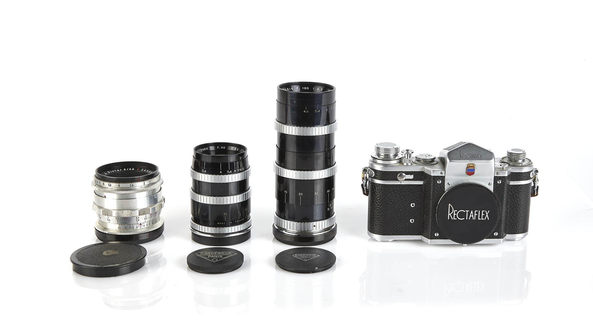 vintage camera auction