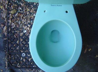 Round Bowl Toilets