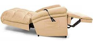 recliner seat design