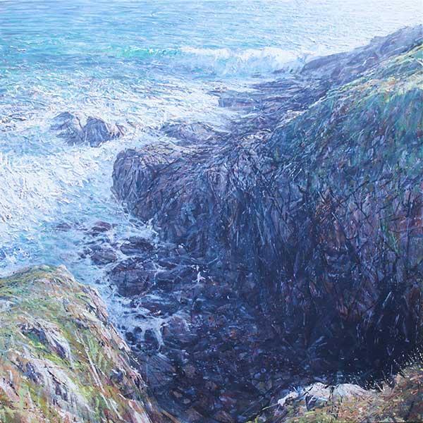 Paul Lewin Cornwall artist